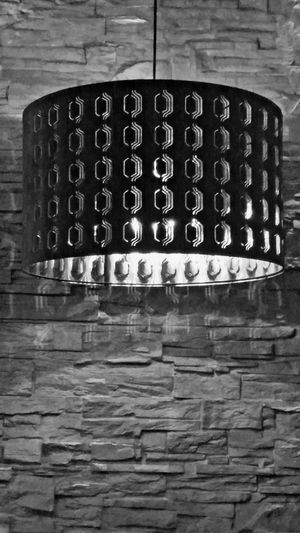 Brick Wall Ceiling Lights Lamp Indoors  Light And Shadow Shadows & Lights Black & White Stone Wall Night Lights Focus Shadows On The Wall Hanging Lamps Hanging From The Ceiling Eye4photography  Eye4black&white  Eyem Best Shots Check This Out Game Of Light Game Of Shadows Indoor Photography Darkness And Light Reflected Light EyeEm Gallery EyeEm Best Shots - Black + White Black&white