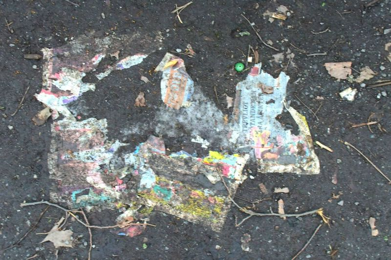 Definitely yesterdays news Old Newspaper Rubbish Newspaper Street Photography Streetphotography Abstract