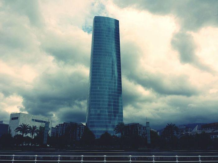 Torre Iberdrola , Bilbao Torre Iberdrola Edificios Bilbao