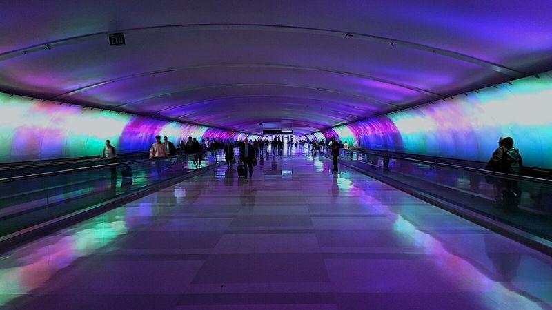 Dreamy Airport Eastcoast Newyork