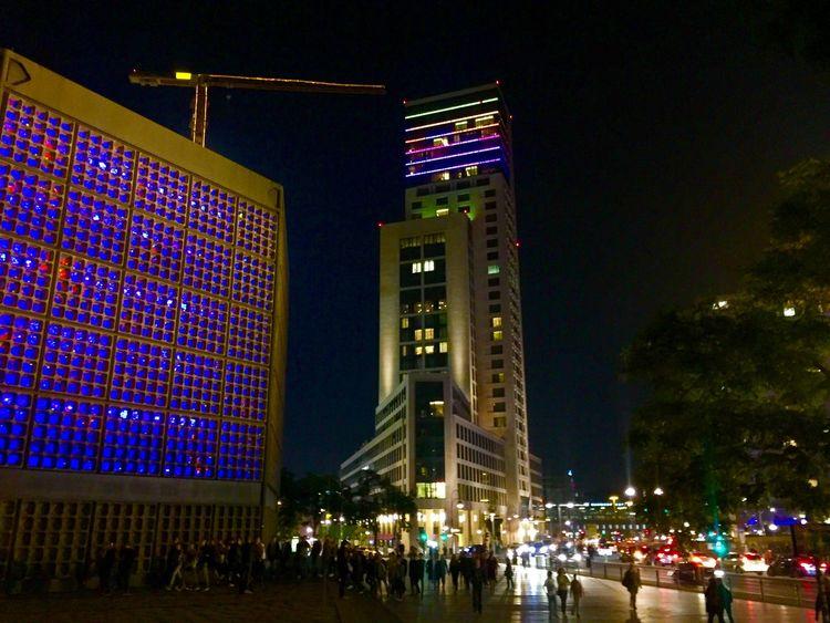 I Love My City Berlin Waldorf Astoria Festival Of Lights Picoftheday EyeEm Gallery Iphonephotography My Fuckin Berlin Germany Berlin By Night