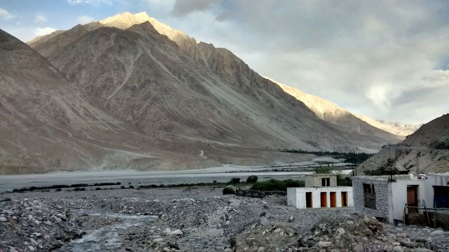 India On The Road Ladakh Traveling Nubra Valley The KIOMI Collection