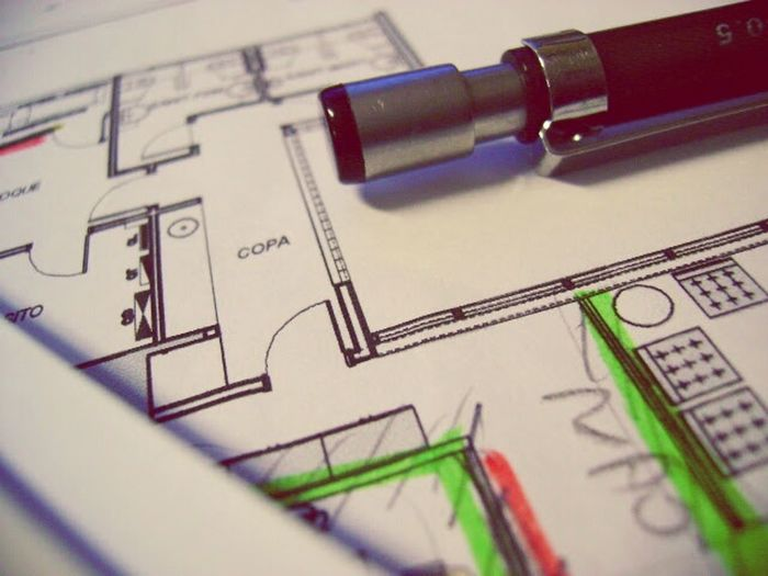 Architectural Detail Autocad2015 Close-up Drawing Life Paper Plan Project PROJETO Vidadearquiteto