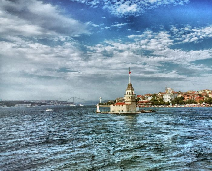 Istanbul Maidenstower Maidentower Photooftheday