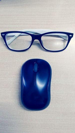 Mouse & Eyes at rest.. Sunglasses Eyeglasses  Eyewear Eyesight Protective Eyewear Eye Mask Arts Culture And Entertainment Indoors  No People Table Reading Glasses Close-up
