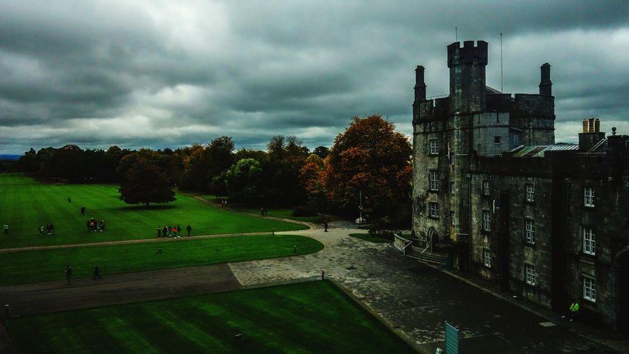 -Castle- Dublin