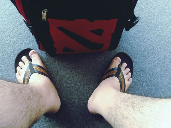Preparing for Vacation Vacation Train Holiday INDONESIA Gamers Dota 2 EyeEmNewHere