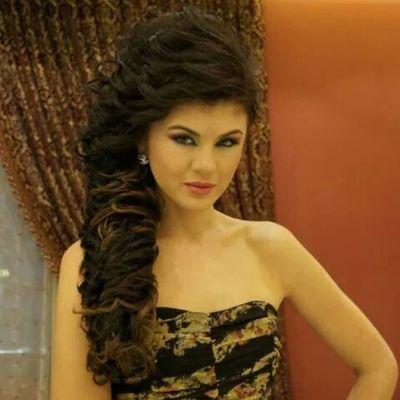 Hair Make -up Signed ByCharbelrizk &Michelinegedeon Soon dubai Movenpick hotel mamzar uae erbil soon