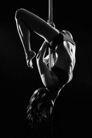 Blackandwhite Photography Athletics Poledance Bleachmyfilm Photography Seamyphotos Portrait Of A Woman Dortmund Sports Photography Sport Motivation Dance Photography Blackandwhite Black And White Collection  Fitnessmodel Fitnessgirl Fitness Time Upside Down