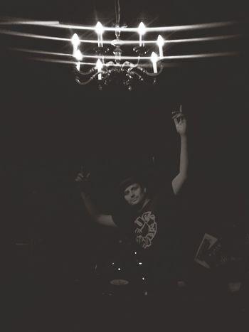 Monochrome Club Dj Party