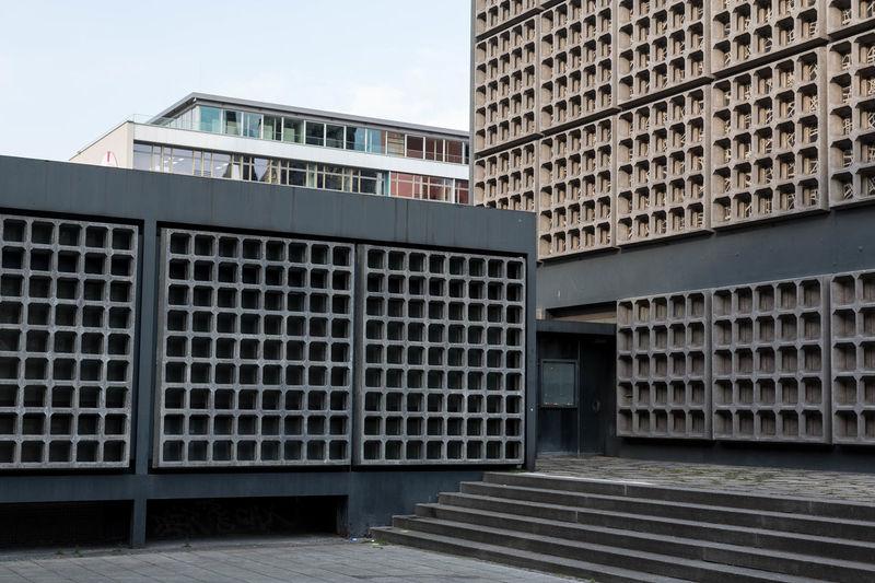 Gedächtniskirche Berlin Architecture Berlin Built Structure City Concrete Eiermann Façade Gedächtniskirche The Architect - 2017 EyeEm Awards