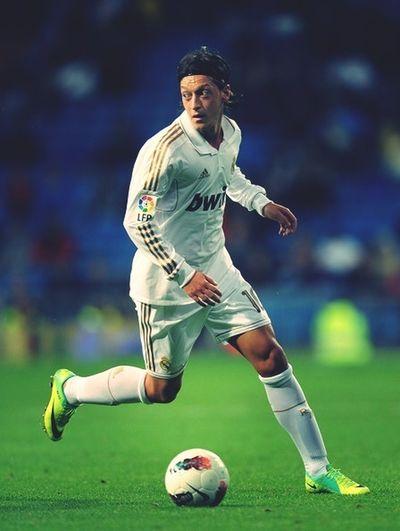 Hala Madrid #Özil