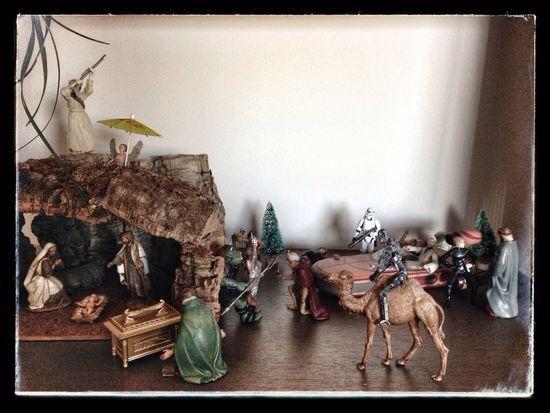 Camí de Betlem Pessebre Toys