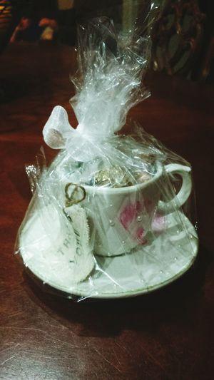 Party favors Vintage Teacups
