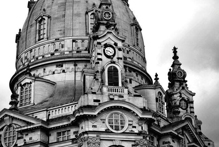 Nikon 7100 -Dresden Frauenkirche- Art Nikon7100 Black & White Architecture Frauenkirche Dresden