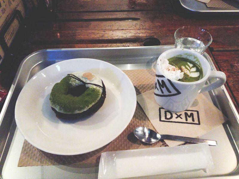 D×M cafe !!