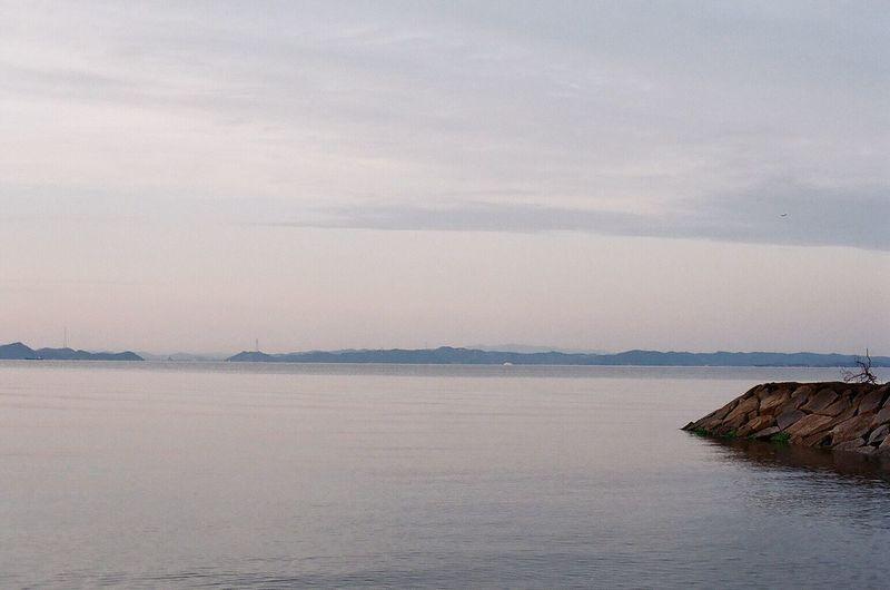 Nature Sky Sea