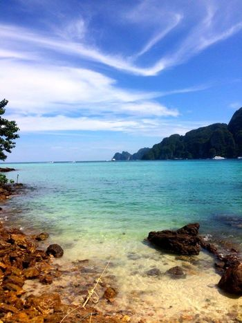 Koh Phiphi Thailand Travels Gapyear Beach Sun Traveling Travel Photography Travel Photography Nature