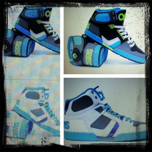 My new shoes just ordered them
