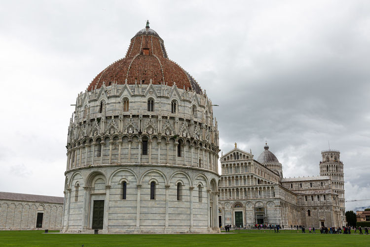 Gothic Leaning Miracles Pisa Renaissance Square Architecture Art Cathedral Church City Dome Located Marble Old Outdoors Religion Sky Tower Travel Built Structure Building Exterior Travel Destinations Tourism Cloud - Sky History The Past Day Belief Nature Place Of Worship Spirituality Building Ancient Civilization