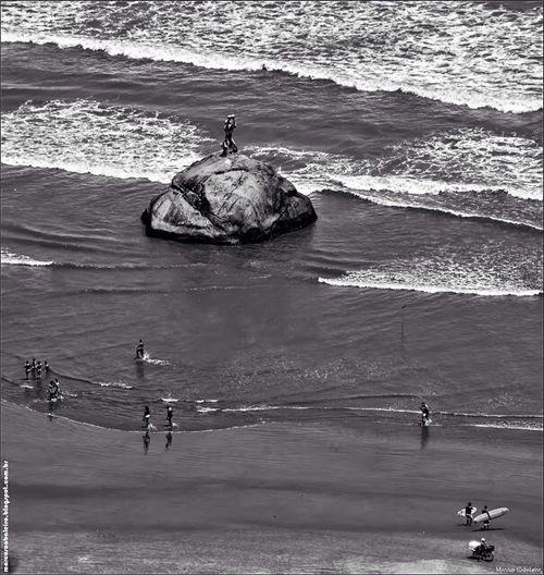 Pedra da Feiticeira - São Vicente - Foto Marcus Cabaleiro