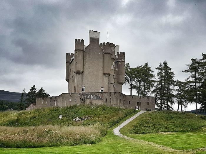 Braemar Castle Scotland Cairngorms