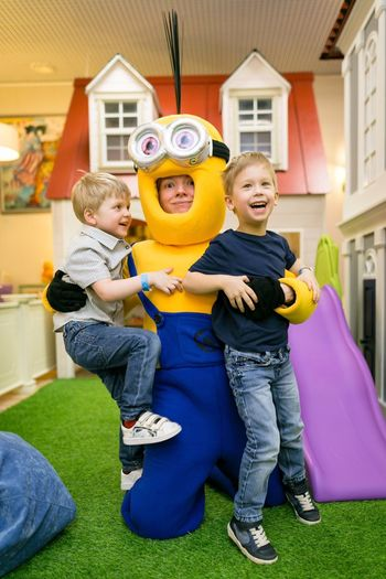 Kidsphotography Kids Play Game Minions Event Kidsparty Kids Kidsevents EventPhotography