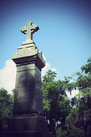 Cemetary Beauty Cemetery Cemetery Photography Cross Memorial Memoriam Monuments Religion And Tradition Weathered Art Cemeteryscape Clear Sky Day Headstones Low Angle View No People Outdoors Peaceful Peaceful Place Religion Religious  Religious Architecture Sculpture Statue Weathered Stone