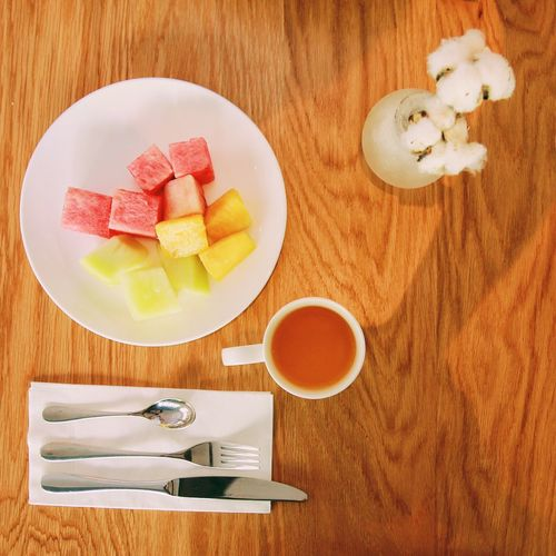 morning 🌻 Good Morning Happiness Colors Food Fruit Breakfast