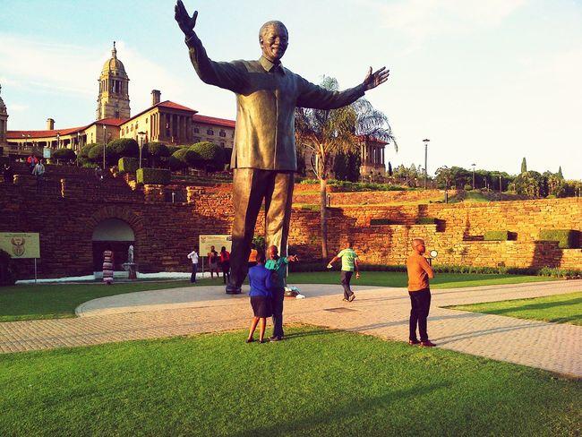 Nelsonmandela  Pretoria South Africa