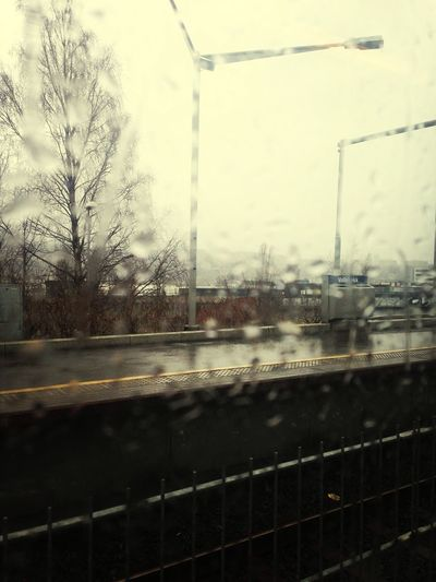 Raining in Oslo