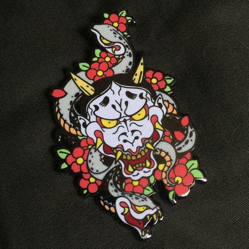 My new pin 😃😍 Goromajima Gift Gaming Playstation Badge Yakuza Majima No People Close-up Multi Colored