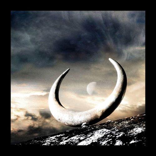 Lune dans l'autre... Moon Croissant Soufi Amboise