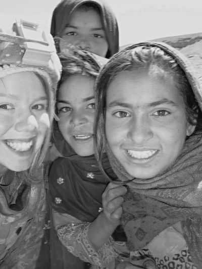 Shades Of Grey Afghanistan Afghankids Soldier Mission