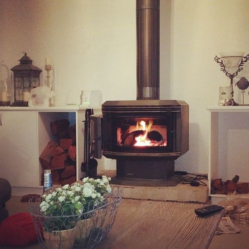 BeachHouse Fireplace Barwonheads ItsColdOutside