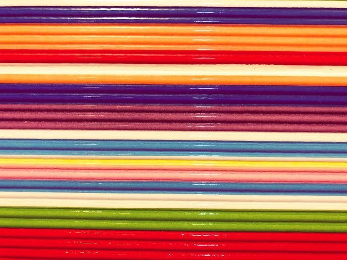 Colorful abstract backgrounds and texture Multi Colored Pattern Full Frame Backgrounds Abstract Striped No People Red Repetition Creativity Vibrant Color Metal Close-up Textured  Art And Craft Variation Choice In A Row Outdoors Arrangement