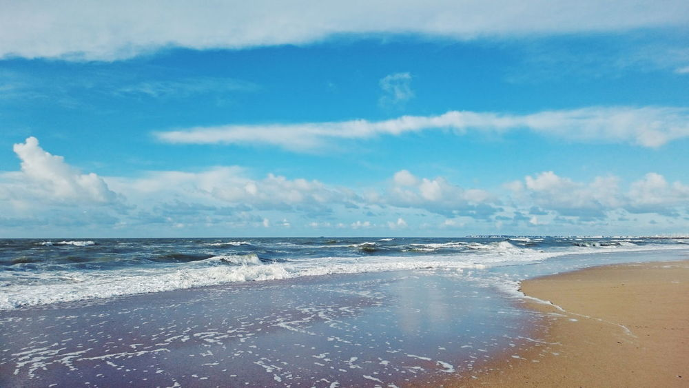 After the rain :) Life Is A Beach Beachphotography Seascape Waves