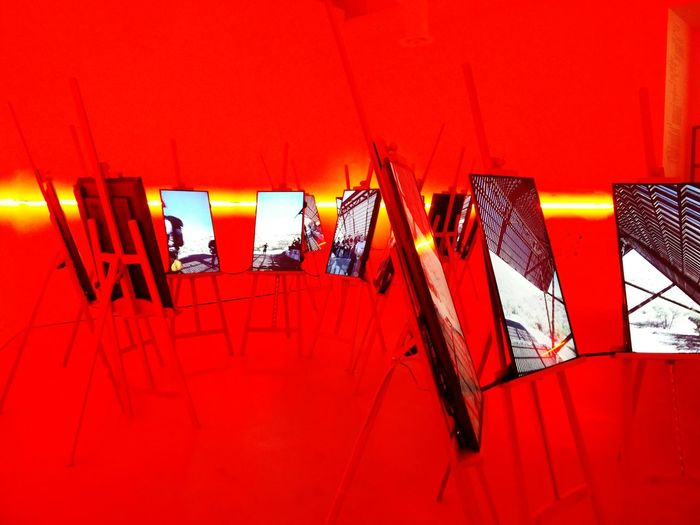 Red Biennale Architettura Fine Art Photography Color Of Life
