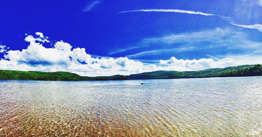 Lake + Summer