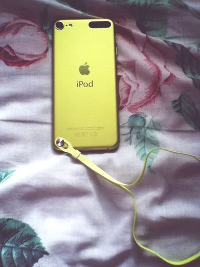 Ipodtouch 5. So Lucky My Lil'sis.
