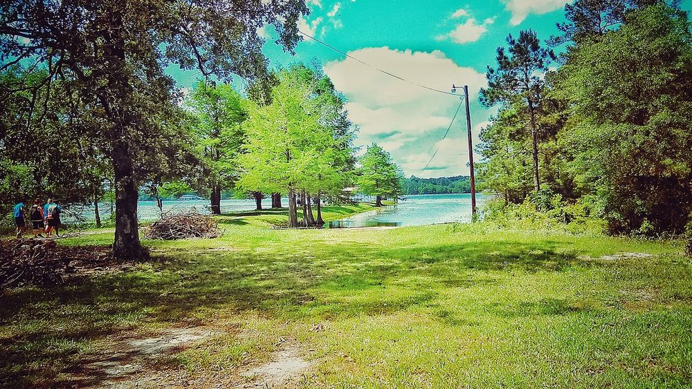 The Great Outdoors With Adobe Lake Anacoco ,Loiusiana USA Mothernature Beautiful Nature Lovely Weather Lakeview
