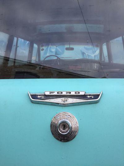 Vroum ! Mode Of Transport Transportation Cars Vintage Car No People Day Land Vehicle