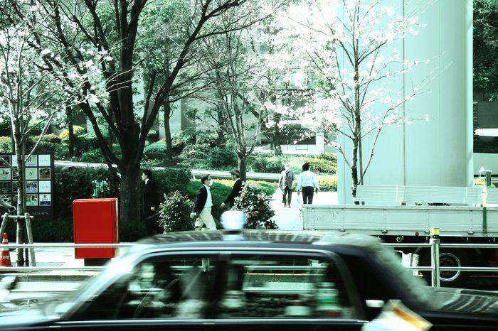 The City Light Mytravel Japan Earlymorning  Workingday Mtpt EyeEmNewHere