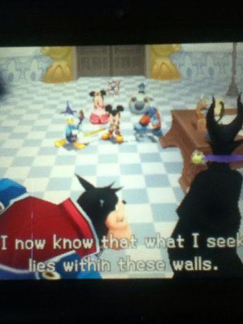 Kingdom hearts 3D (disneyXsquare enix