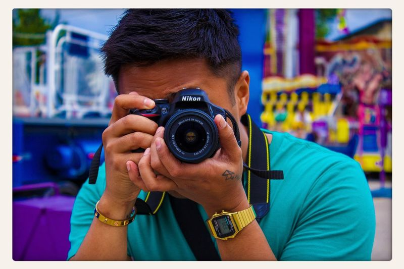 Photographer Life State Fair Supersize Yourself With Whitewall My Life