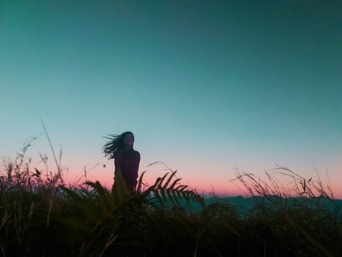 Opportunities are like sunrises😉...they maybe colorful as PINK. Sunrise Nature Silhouette Beauty In Nature Millennial Pink EyeEmNewHere Tranquility Millennial Pink EyeEmNewHere Hike Mountains Sunrise Silhouette Sun Sunlight