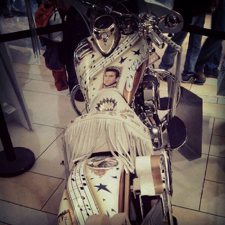 Harley Elvis Harleydavinson Elvispresley Moto Motorcycle usa white elvis