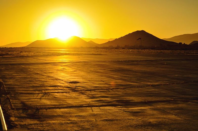 Sun sun sun Stifanibrothers Sunset Nature Sun Scenics Landscape Sunlight Beauty In Nature Outdoors Mountain Desert Gold Colored No People Tranquil Scene Sand Travel Destinations Tranquility Rippled Sky Horizon Inner Power Capture Tomorrow