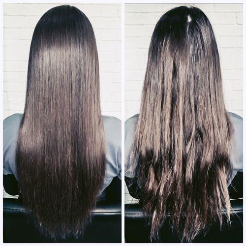 Hair Long Hair