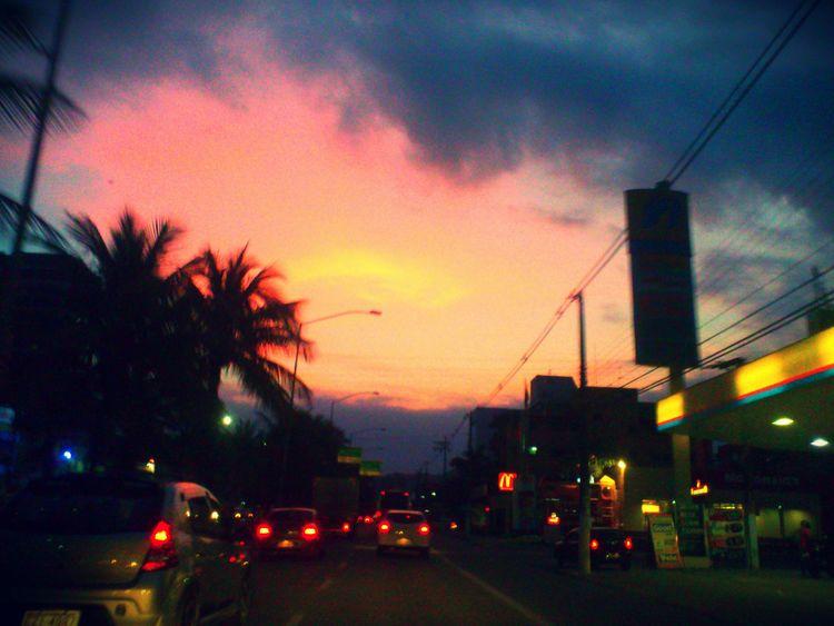 Landscape_Collection Sunset #sun #clouds #skylovers #sky #nature #beautifulinnature #naturalbeauty #photography #landscape Urbanphotography EyeEm Best Shots - Sunsets + Sunrise